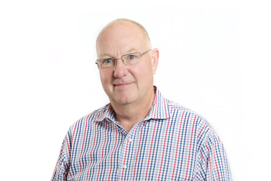 Ian Gray - Executive Director